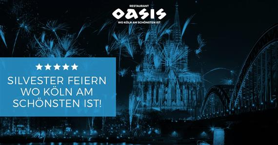 Silvester im Oasis